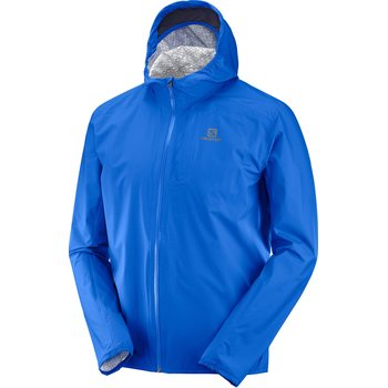 Salomon Bonatti WP Jacket Men, Night Sky/Poseidon, M