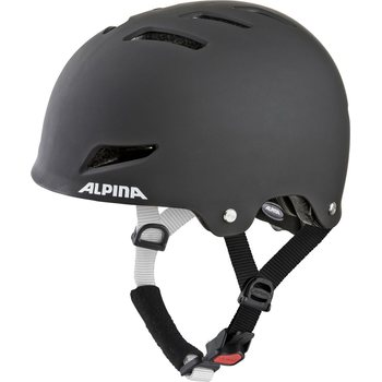 Alpina Park Jr., Black Matt, 51-55 cm