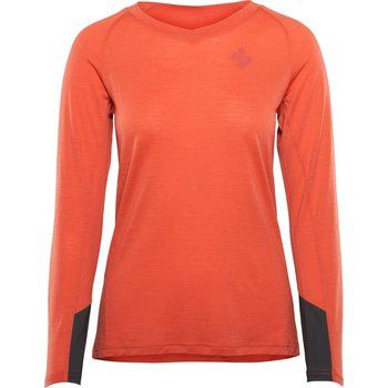 Sweet Protection Hunter Merino LS Jersey W, Coral, S