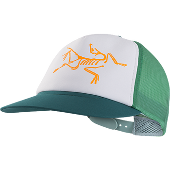 Arc'teryx Bird Trucker Hat, Levitate/Labyrinth/Delos Grey