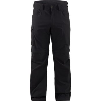 Haglöfs Zip Off Pant Men, True Black, S