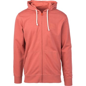Rip Curl Organic Plain Fleece, Brick, M