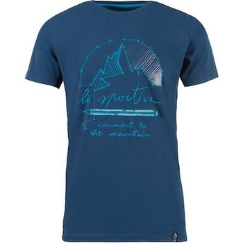 La Sportiva Connect T-Shirt M, Opal, S