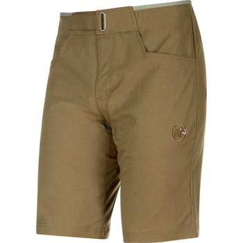 Mammut Massone Shorts Men, Olive Melange, 50