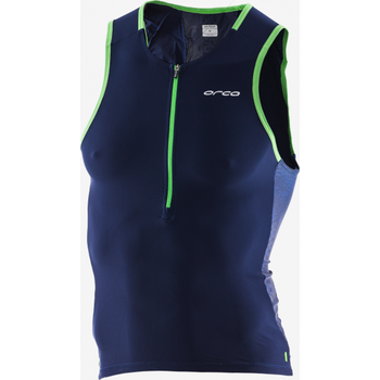 Orca 226 Tri Tank Men's, Green Navy, M