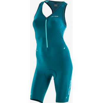 Orca 226 Perform Race Suit Womens, Aquamarine Navy, M / 12