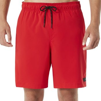Oakley Ace Volley 18 Shorts, Red Line, XL