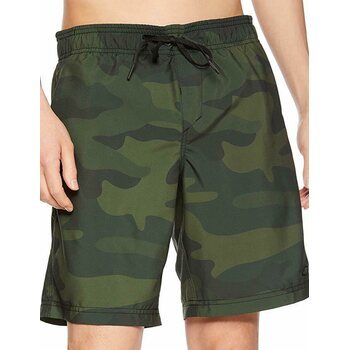 Oakley Ace Volley 18 Shorts, Core Camo, XL