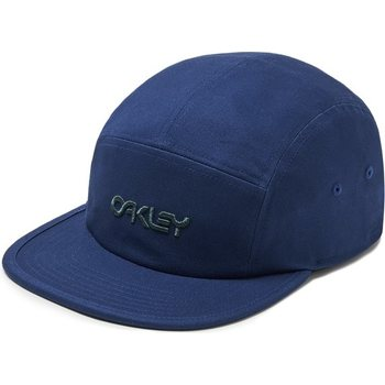 Oakley 5 Panel Cotton Hat, Dark Blue