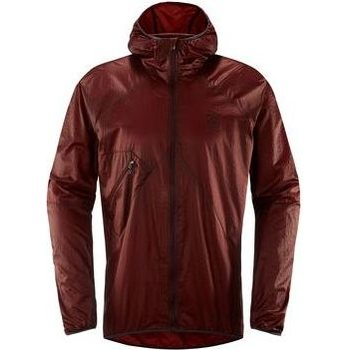 Haglöfs L.I.M Shield Comp Hood Men, Maroon red, L