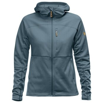 Fjällräven Abisko Trail Fleece Women, Dusk (042), XS