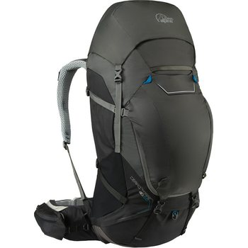Lowe Alpine Cerro Torre 65:85 (2019), Black / Greyhound