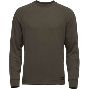 Black Diamond Basis Crew Mens, Walnut, XL
