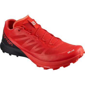 Salomon S/Lab Sense 7 SG, Racing Red/Black/White, EUR 36 2/3 (UK 4.0)