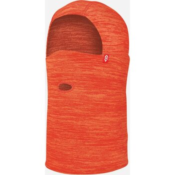 Airhole Balaclava Combo Microfleece, Heather Orange, S/M