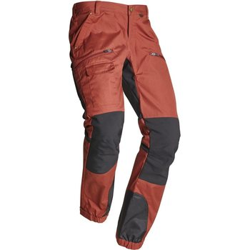 Chevalier Men's Alabama Vent Pro Pant, Orange / Black, 56