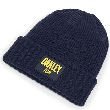 Oakley Team Patch Beanie, Strong Violet
