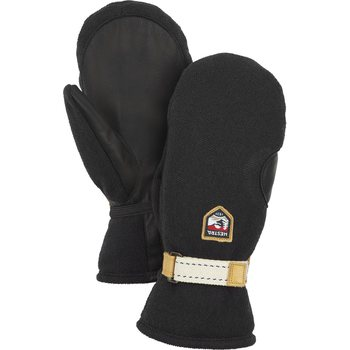 Hestra Windstopper Tour Mitt, Black, 8