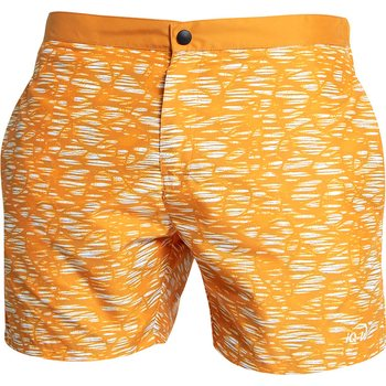 IQ UV Boardshorts, Orange, M