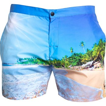 IQ UV Boardshorts, Blue, S
