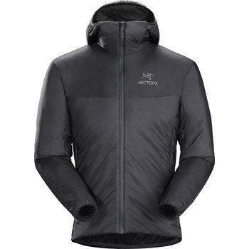 Arc'teryx Nuclei FL Jacket Men's, Cinder, S