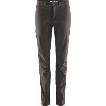 Fjällräven High Coast Lite Trousers Womens, Dark Grey (030), 40
