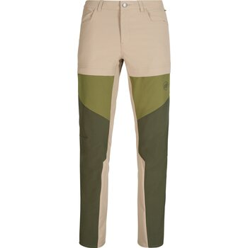 Mammut Zinal Guide Pants Men, Safari-Iguana-Olive, 48