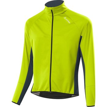 Löffler Bike Jacket Alpha WS Light Men's, Lime, 48