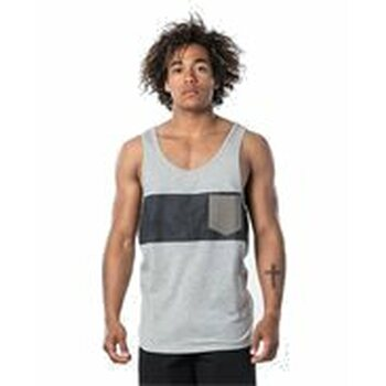 Rip Curl Busy Session Tank, Cement Marle, S