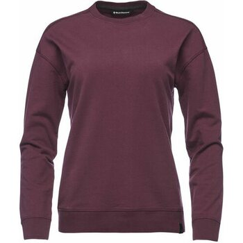Black Diamond Basis Crew Womens, Plum, M