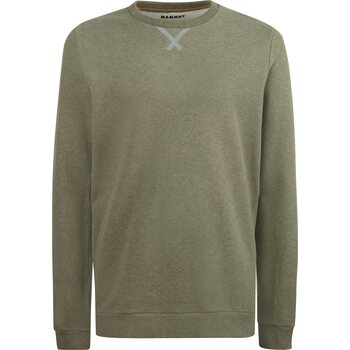 Mammut ML Crew Neck Men, Tin Melange, L