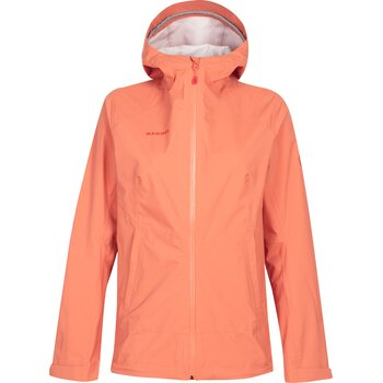 Mammut Albula HS Hooded Jacket Women, Baked, L