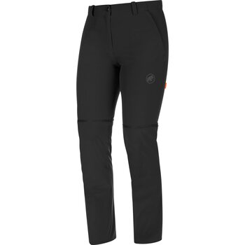 Mammut Runbold Zip Off Pants Women, Black, 38
