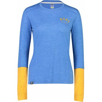 Mons Royale Vapour LS W, Rebel Blue, L