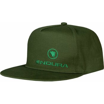 Endura One Clan Cap, Forest Green, one size