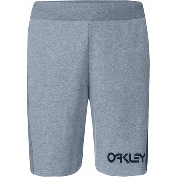 Oakley Reverse Fleece Short, New Granite Heather, M