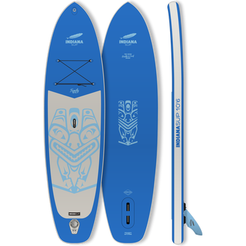 Indiana SUP 10'6 Family Pack, Blue