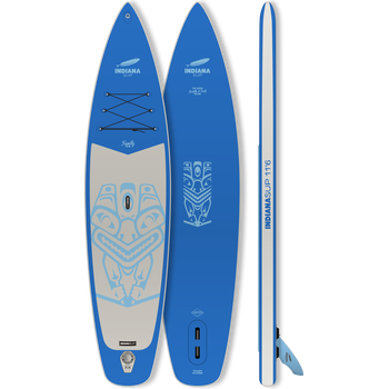 Indiana SUP 11'6 Family Pack, Blue
