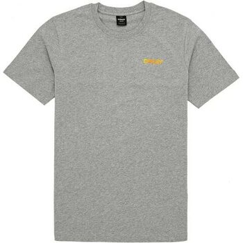 Oakley Heritage SS Tee, New Granite Heather, L