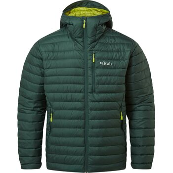 RAB Microlight Alpine Jacket Men, Pine, S