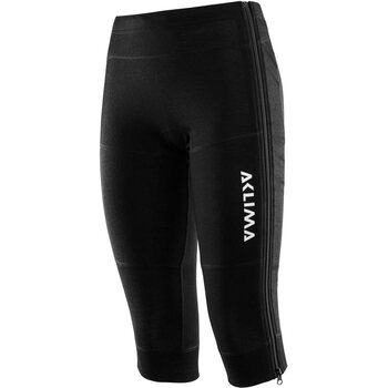 Aclima WarmWool 3/4 Summit Longs Womens, Jet Black, S
