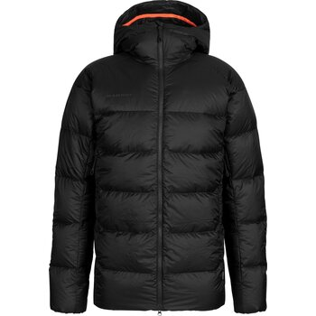 Mammut Meron Insulated Hooded Jacket Men, Black, S