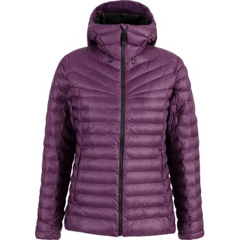 Mammut Albula Insulated Hooded Jacket Women, Blackberry, S