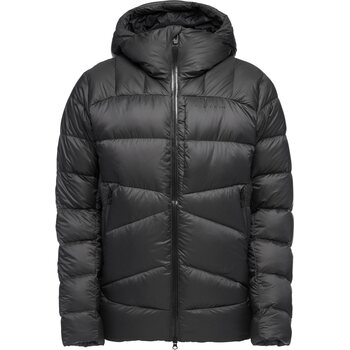 Black Diamond Vision Down Parka Mens, Anthracite, S