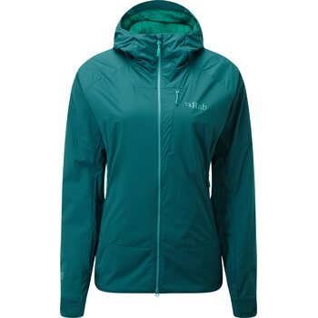 RAB VR Summit Jacket Womens, Atlantis, M (UK 12)