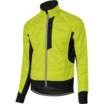 Löffler Bike Jacket Pace Primaloft® 60 Mens, Light Green, 54