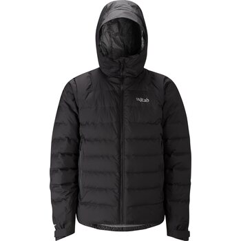 RAB Valiance Jacket, Black, S
