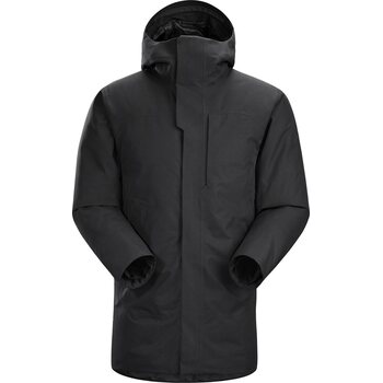 Arc'teryx Therme Parka Mens, Black, XL