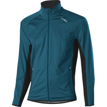 Löffler Jacket Alpha Windstopper Light Men, Teal (390), 48