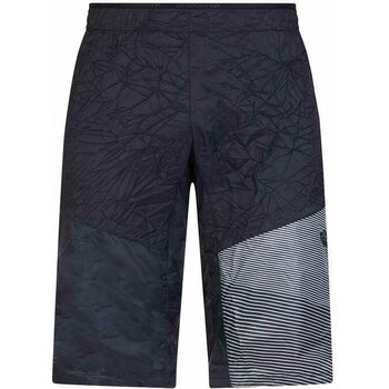 La Sportiva Wind Short Overpant Mens, Black, M